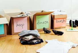 Top tips to declutter and improve your finances too!
