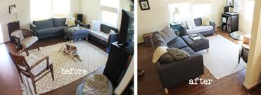 Revamp before and after
